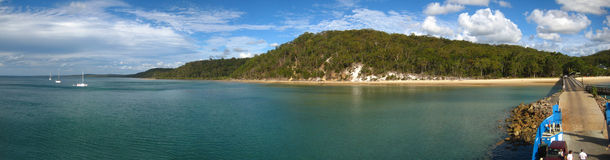 Australia fraser island Royalty Free Stock Photo