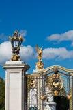 Australia gate portal Royalty Free Stock Photo
