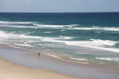 Australia Gold Coast Imagenes de archivo