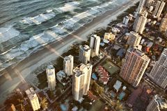 Australia Gold Coast stock images