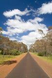 Australia Highway Stock Photography