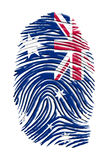 Australia Identity Royalty Free Stock Photo