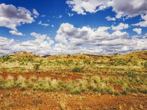 Australia landscape Royalty Free Stock Photos