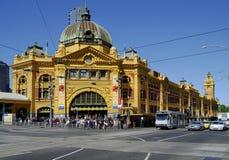 Australia_Melbourne stock afbeelding