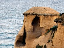 Australia Melbourne Ocean Road,. Australia, Melbourne, Ocean Road, view of the twelve apostles royalty free stock images