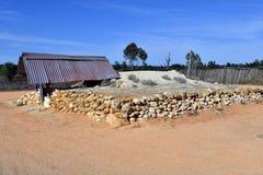Free Australia, Mungo National Park, Zanci Homestead Royalty Free Stock Photography - 111132017