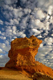 australia nambung park narodowy pinakle Fotografia Royalty Free