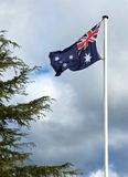 Australia National Flag Stock Images