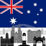 Australia Royalty Free Stock Images