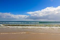 Australia Noosa coastline Stock Photography