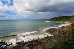 Australia, Noosa coastline Stock Photo