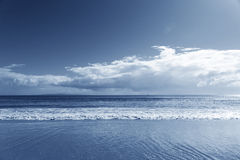 Australia Noosa coastline Royalty Free Stock Photo