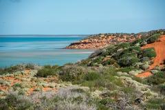 Australia northen territory landscape francois peron park Stock Images