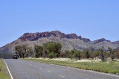 Australia, Northern Territory, McDonnell Range Royalty Free Stock Photo