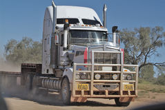 Australia, Northern Territory, traffic Royalty Free Stock Photos