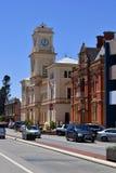 Australia, NSW, Goulborn wioska Zdjęcie Stock