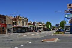 Australia, NSW, Goulborn wioska Obrazy Royalty Free