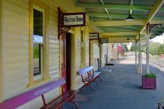 Australia, NSW, Gundagai wioska Zdjęcia Royalty Free
