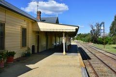 Australia, NSW, Gundagai wioska Fotografia Royalty Free