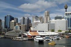 Australia, NSW, Sydney,  Darling Harbor Stock Image