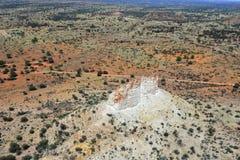 Australia, NT, Chambers Pillar Historical Reserve royalty free stock photos
