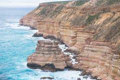 Australia occidentale dell'Oceano Indiano di Kalbarri Fotografia Stock Libera da Diritti
