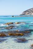 Australia occidentale della costa del parco nazionale di Torndirrup Fotografia Stock Libera da Diritti