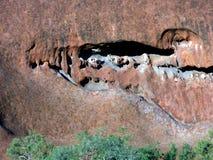 Australia, outback, Uluru Royalty Free Stock Photography