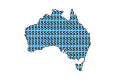 Australia Royalty Free Stock Photo