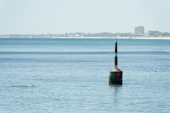 australia plażowy dzwonkowy cottesloe pilonu western Zdjęcie Stock