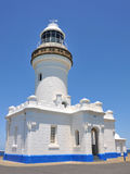 australia podpalana byron przylądka latarnia morska Obraz Stock