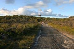 australia podpalany booderee jarvis park narodowy zdjęcia stock