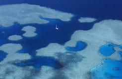 Australia Queensland Great Barrier Reef Royalty Free Stock Image