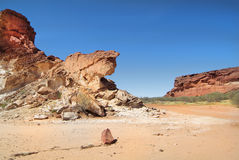 Australia, Rainbow Valley Royalty Free Stock Image