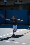 Australia's Lleyton Hewitt, Melbourne Royalty Free Stock Photos