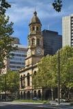 Australia, SA, Adelaide. Australia, town hall from Adelaide, capital of South Australia stock photos