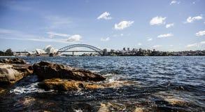 Australia se pasea Fotografía de archivo libre de regalías