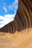 australia skały fala western Fotografia Royalty Free