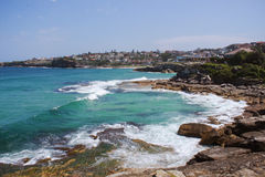 Australia Sydney Bondi Beach Coogee Coastal Walk. Australia Sydney Bondi Beach Coogee Coastal Royalty Free Stock Photo