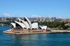 Australia sydney opera house. Opera house of australia and good view Stock Photo