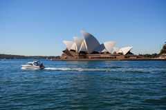 Australia Sydney Opera House. Sea royalty free stock photos
