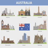 Australia. Royalty Free Stock Image