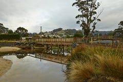 Australia Tasmania Stock Photo