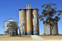 Australia, Victoria, arte y agricultura foto de archivo libre de regalías