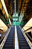 Australia, Victoria, Melbourne, Shopping Mall. Melbourne, VIC, Australia - November 03, 2017: Inside St. Collins Lane, a shopping mall with different shops, cafe Stock Photo