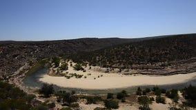 Australia, WA, Kalbarri National Park stock footage