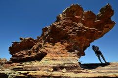 Australia, WA, parque nacional de Kalbarri foto de archivo