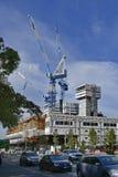 Australia, WA, Perth, budowy aktywność Zdjęcie Stock