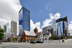 Australia, WA, Perth CBD Obrazy Royalty Free