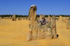 Australia, WA, Pinnacles, Stock Photography